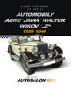 Automobily Aero, Jawa, Walter, Wikov,