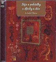 Báje a pohádky z Afriky a Asie - Audiokniha