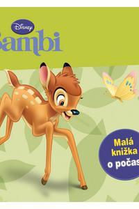 Bambi - Malá knižka o počasí