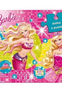 Barbie - Kniha s puzzle