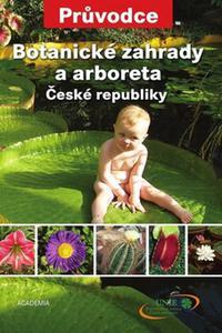 Botanické zahrady a arboreta - České republiky