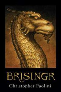 Brisingr - Tvrdá väzba
