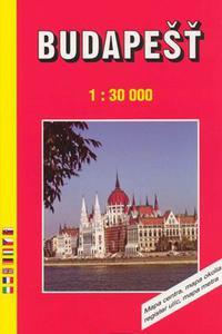 MM - Budapešť 1:30 000