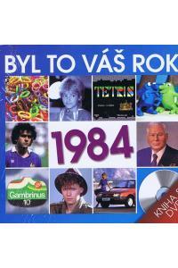 Byl to váš rok 1984 - DVD + kniha