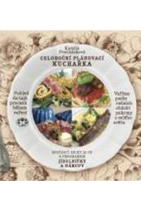 Celoroční plánovací kuchařka - Vaříme podle ročních období pokrmy z celého světa