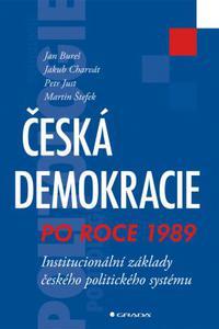 Česká demokracie po roce 1989 - Institucionální základy českého politického systému