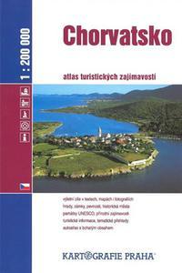 Chorvatsko Atlas turistických zajímavostí
