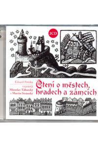Čtení o městech, hradech a zámcích - Audiokniha