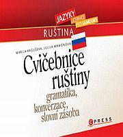 Cvičebnice ruštiny - gramatika, konverzace, slovní zásoba
