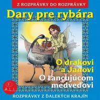 102 - Dary pre rybára a iné  - Audiokniha