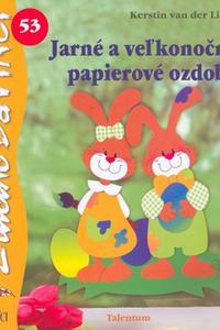 DaVinci - Jarné a veľkonočné papierové ozdoby