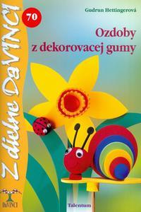 DaVinci - Ozdoby z dekorovacej gumy
