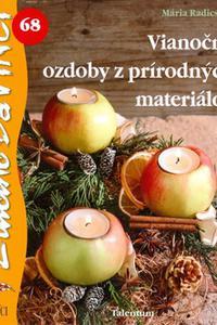 DaVinci - Vianočné ozdoby z prírodných materiálov
