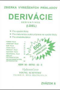 Derivácie I.diel