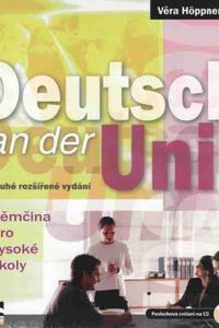 Deutsch an der Uni - Nemčina pro vysoké školy