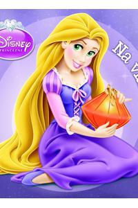 Disney - Na vlásku