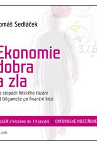 Ekonomie dobra a zla - Audiokniha