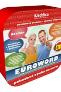 EuroWord Španělština - Software pro výuku slovní zásoby