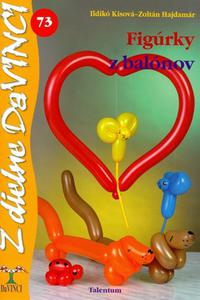 DaVinci - Figúrky z balónov