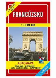 AM - Francúzsko 1:1 000 000