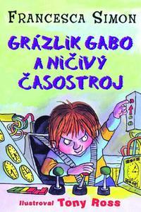 Grázlik Gabo a ničivý časostroj 12. diel
