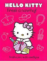Hello Kitty - Kresli a navrhuj!