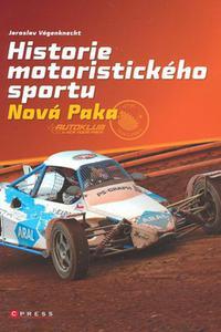 Historie motoristického sportu - Nová Paka