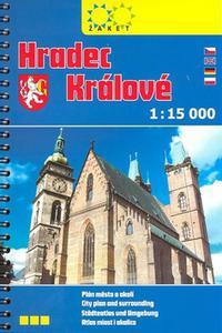 Hradec Králové 1:15 000