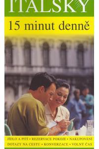 15 minut denně - italsky