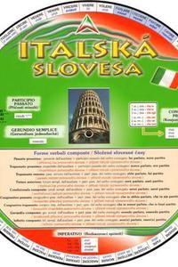 Jazykové kolečko - Italská slovesa