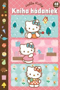 Hello Kitty - Kniha hádaniek