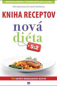 Kniha receptov - Nová diéta 5:2