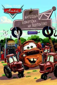Autá - Materova diskotéka na šrotovisku