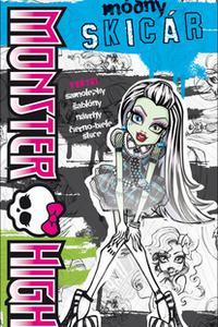 49532a9154ac Monster High - Módny skicár