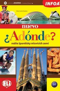 Nuevo Adónde? - učebnice