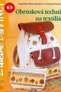 DaVinci - Obrúsková technika na textíliách