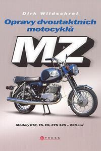Opravy dvoutaktních motocyklů MZ - Modely 125-250 cm3