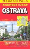 MM - Ostrava 1:20 000
