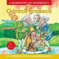10 - O troch grošoch  - Audiokniha