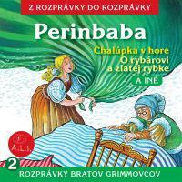 2 - Perinbaba (Z rozprávky do rozprávky) - Audiokniha