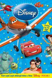Disney Pixar - Knižka na rok 2014