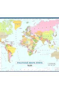 Karta - Politická mapa sveta
