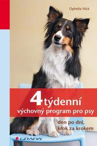 4 týdenní výchovný program pro psy