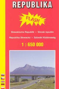 AM - Slovenská republika 1:650 000