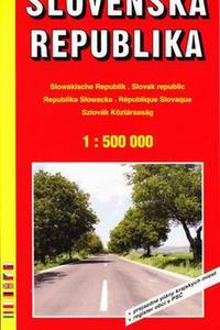 AM - Slovenská republika 1:500 000