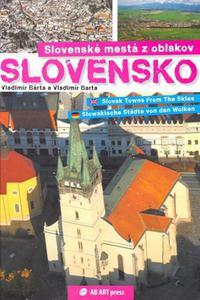 Slovenské mestá z oblakov