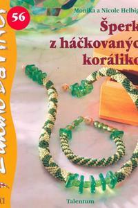 DaVinci - Šperky z háčkovaných korálikov