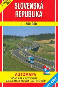 AM - Slovenská republika 1:250 000