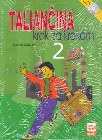 Taliančina krok za krokom 2 + CD