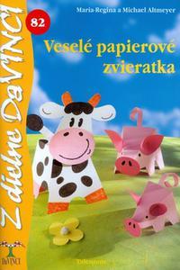 DaVinci - Veselé papierové zvieratká